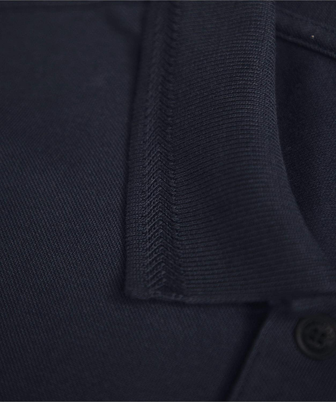 Belstaff Mens Stannet Cotton Pique Polo Shirt