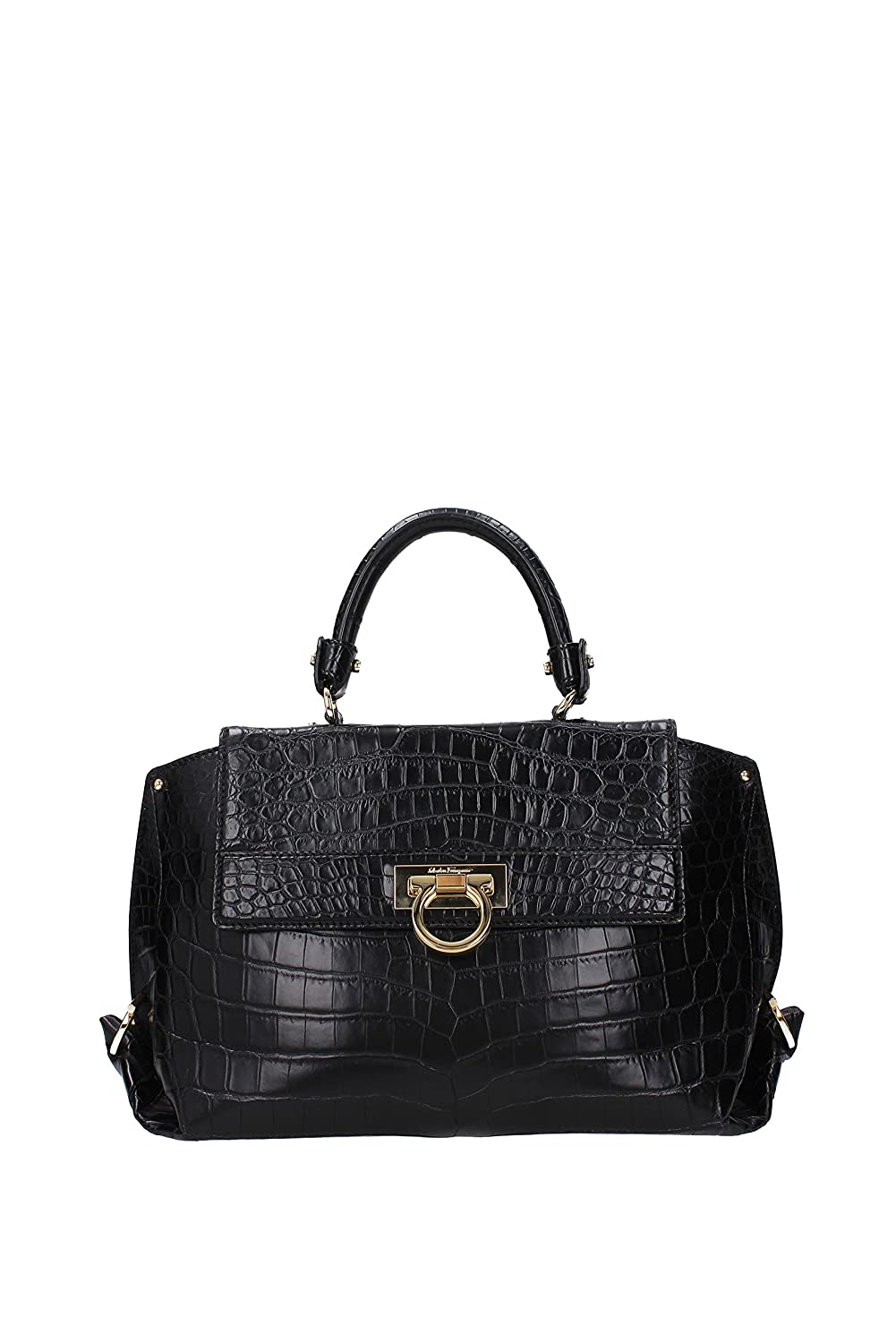 Handbags Salvatore Ferragamo sofia Women - Leather Crocodile  (21A9900565638)  Amazon.co.uk  Shoes   Bags 363fddaa38