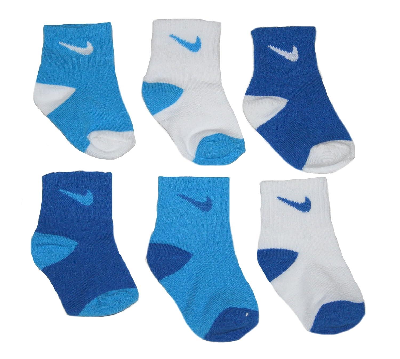 Amazon Nike 6 Pair Toddler Socks Size 12 24 Months Baby