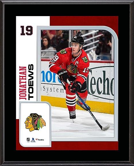Jonathan Toews Chicago Blackhawks 10.5 quot  x 13 quot  Sublimated Player  Plaque - NHL Player Plaques 6d973fce8