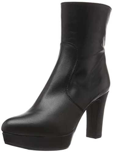 Sami_KS, Zapatillas de Estar por Casa para Mujer, Negro (Black), 38 EU Unisa