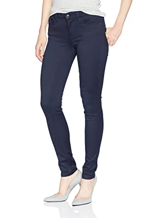 0fea7cfc Tommy Hilfiger Women's Skinny Nora Mid Rise, Boogie Blue Stretch, 25X30