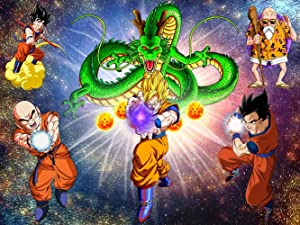 Dragon Ball Backdrop | Baby Shower | Birthday | for Boy | Newborn | Party Supplies | Background | Photography