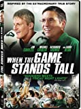 When the Game Stands Tall (Bilingual)
