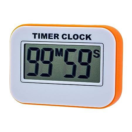 Temporizador de cocina digital, simple cronómetro, reloj ...