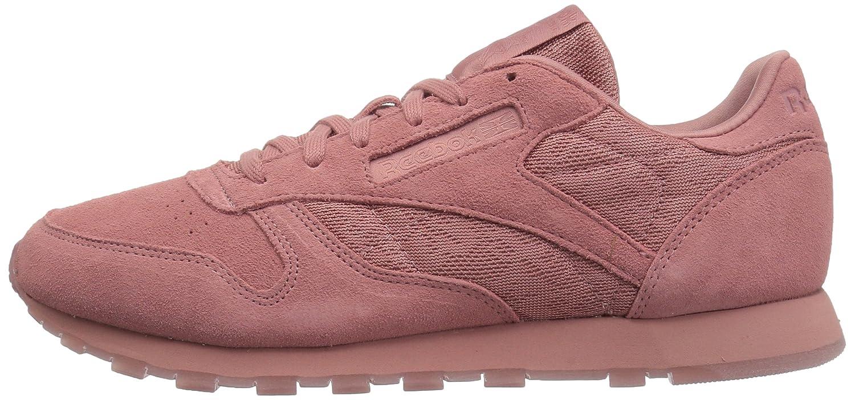 Reebok Womens Cl Lthr Lace Sneaker