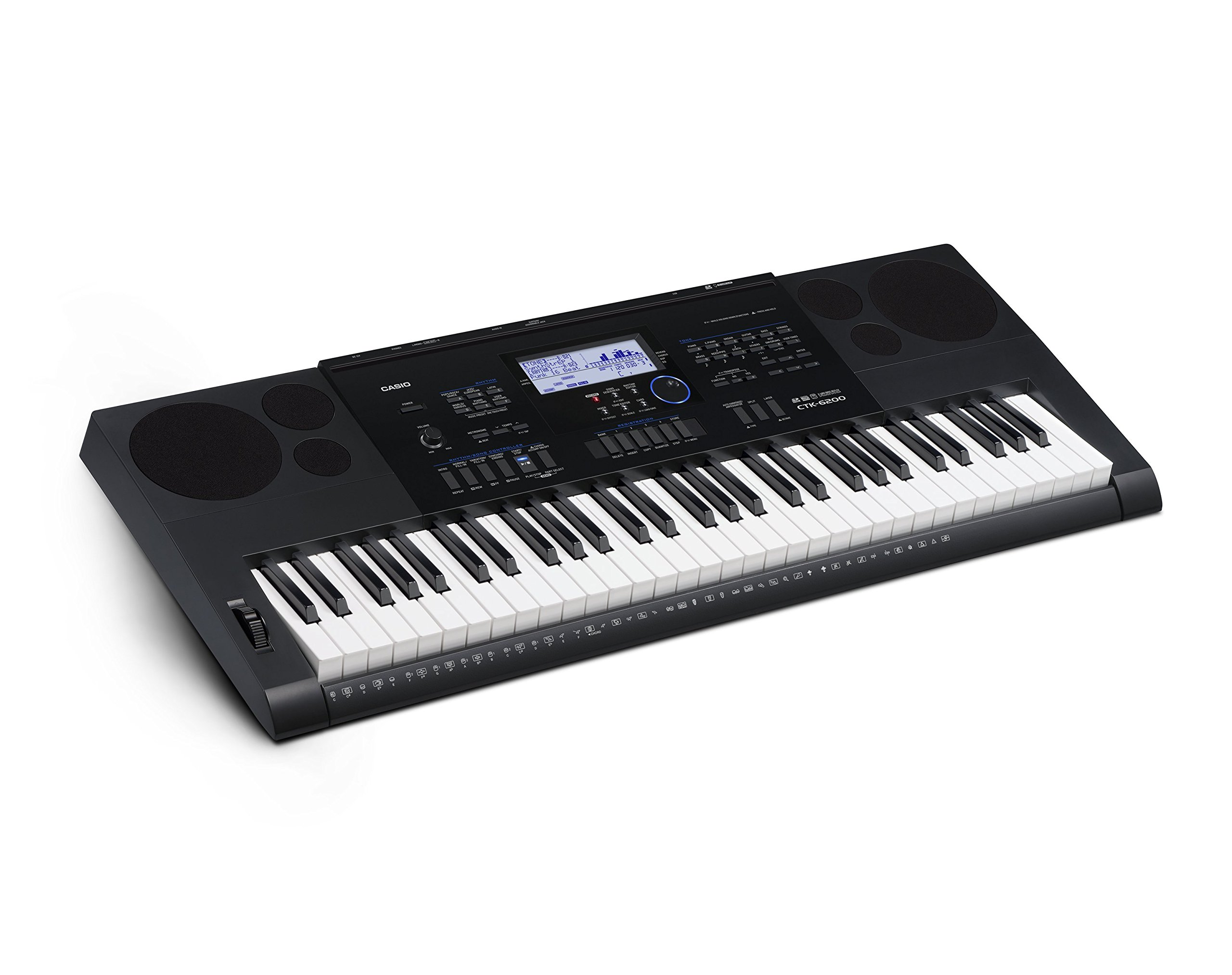 Effects And Tones Of Casio CTK 6200