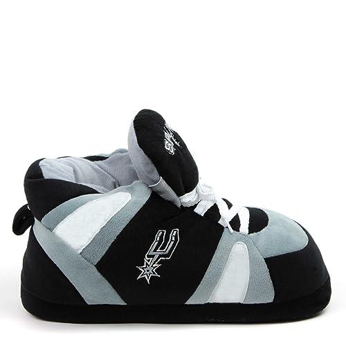 low priced 3fc70 bf6f2 Sleeper z - Zapatillas de casa del Equipo de Baloncesto San Antonio Spurs NBA  Basketball