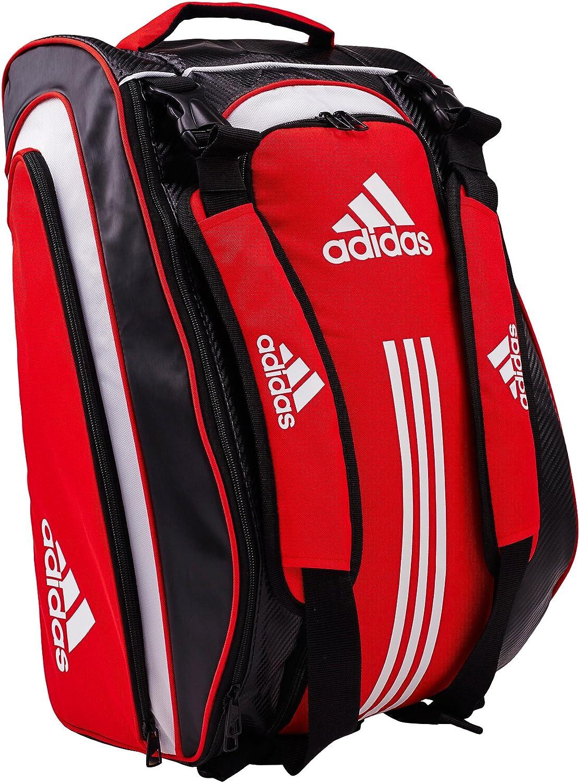 Paletero Carbon Attk 1.7 Adidas Pádel: Amazon.es: Deportes y aire ...