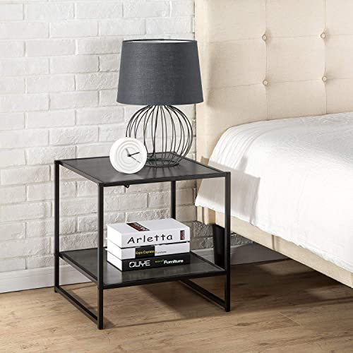 Deal of the week: Zinus Dane Modern Studio Collection 20 Inch Square Side / End Table / Night Stand / Coffee Table