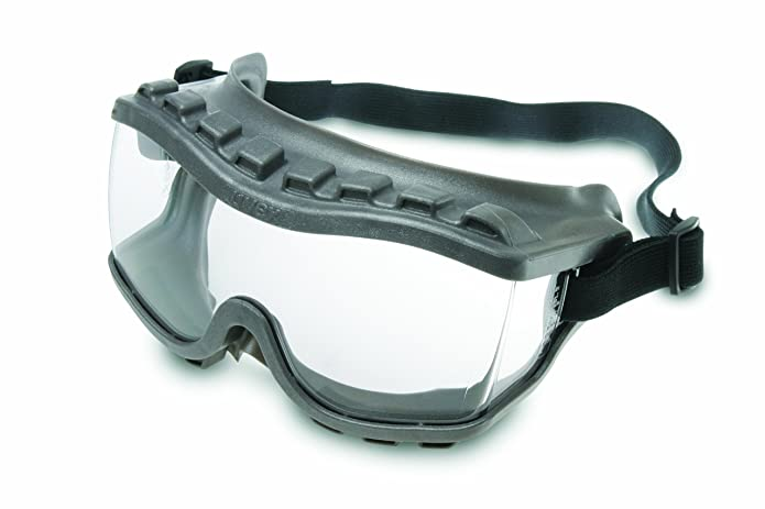HONEYWELL UVEX Prot Goggles,Antfg,Clr S3815