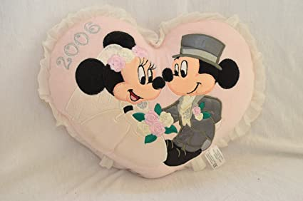 Amazon.com: Disney Mickey y Minnie Mouse boda clásico 2006 ...