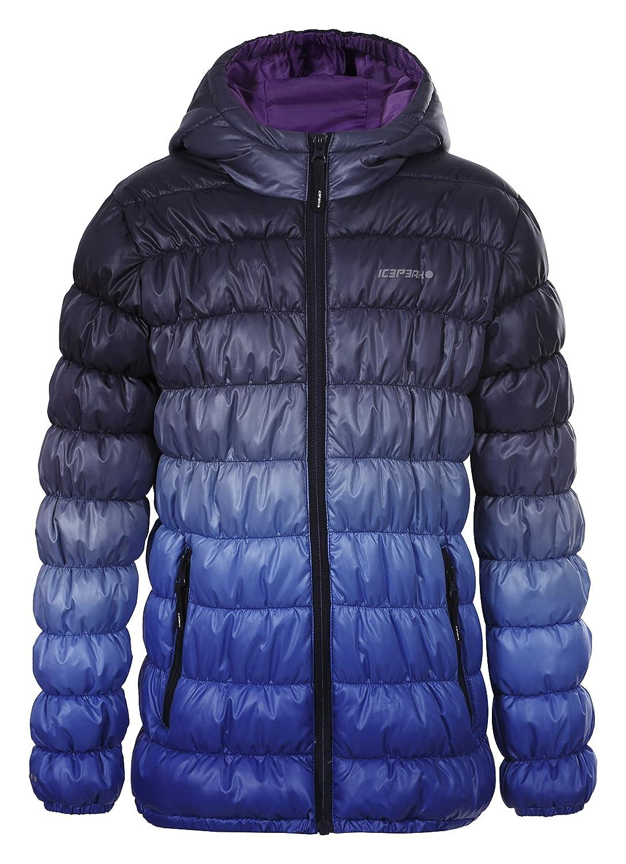 Ice Peak Ragazza Rosie JR Bambini Giacca a Vento ICEBL|#ICEPEAK 850004632I