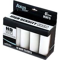 Axus Decor Axu//rb210 tama/ño mediano pro-finish de un mont/ón de rodillo 10 unidades Azul