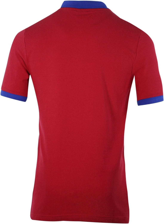 Desconocido Nike FCB M NSW PQ CRE Polo Manga Corta FC Barcelona ...