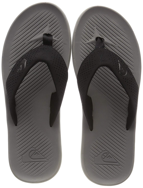 TALLA 40 EU. Quiksilver Haleiwa Plus, Zapatos de Playa y Piscina para Hombre