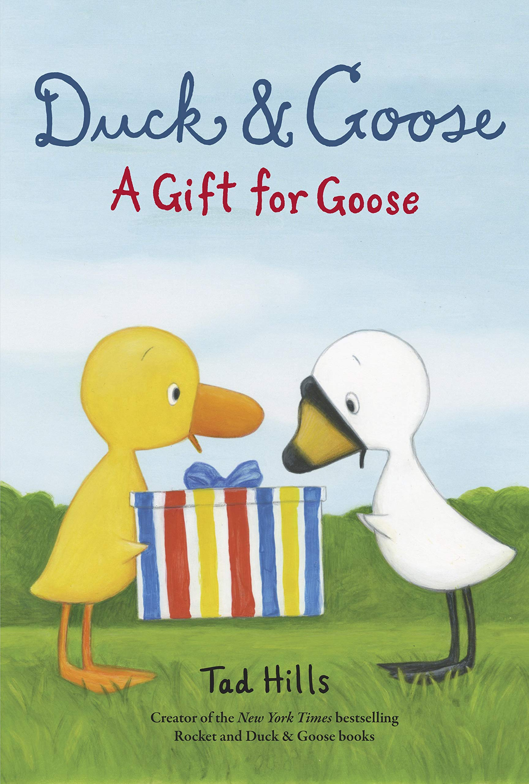 Duck & Goose, A Gift for Goose (Duck and Goose)