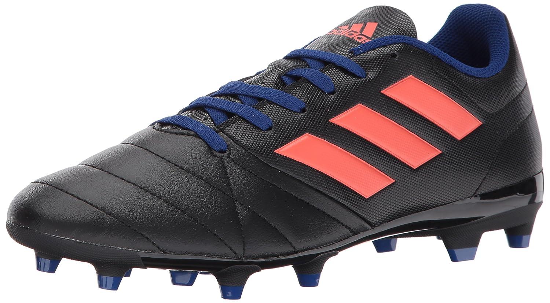 adidas Performance Women's Ace 17.4 FG W Soccer Shoe B01N2TNPJX 5.5 B(M) US|Black/Easy Coral/Mystery Ink