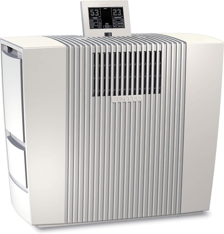 Venta LW60T - Purificador de aire (80 m², 43 dB, 8 L, Blanco, 19 W ...