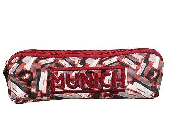 Munich Blocks Estuches, 21 cm, 2 litros, Rojo: Amazon.es ...