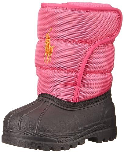 1c70802bc Polo Ralph Lauren Kids Hamilten II EZ Winter Fashion Boot (Toddler Little  Kid