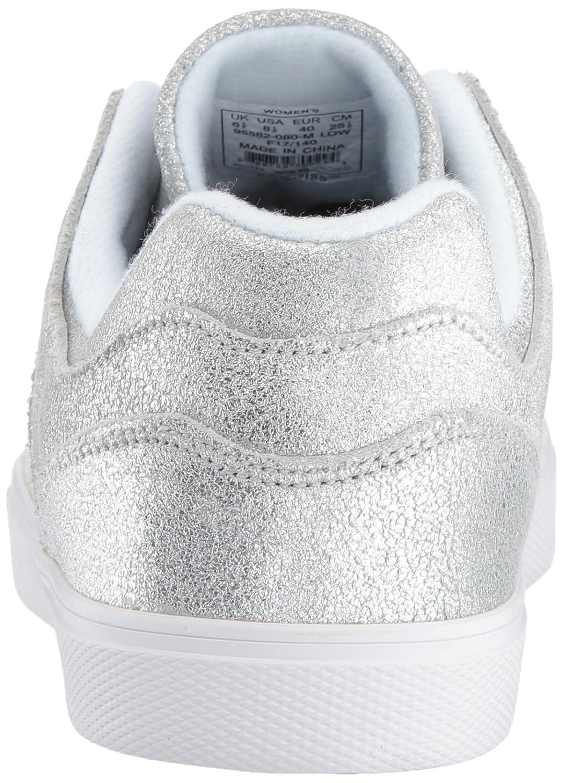 K-Swiss Damen Gstaad Sleek SDE Sneaker Silber Silber Sneaker (Silver) 1b5089