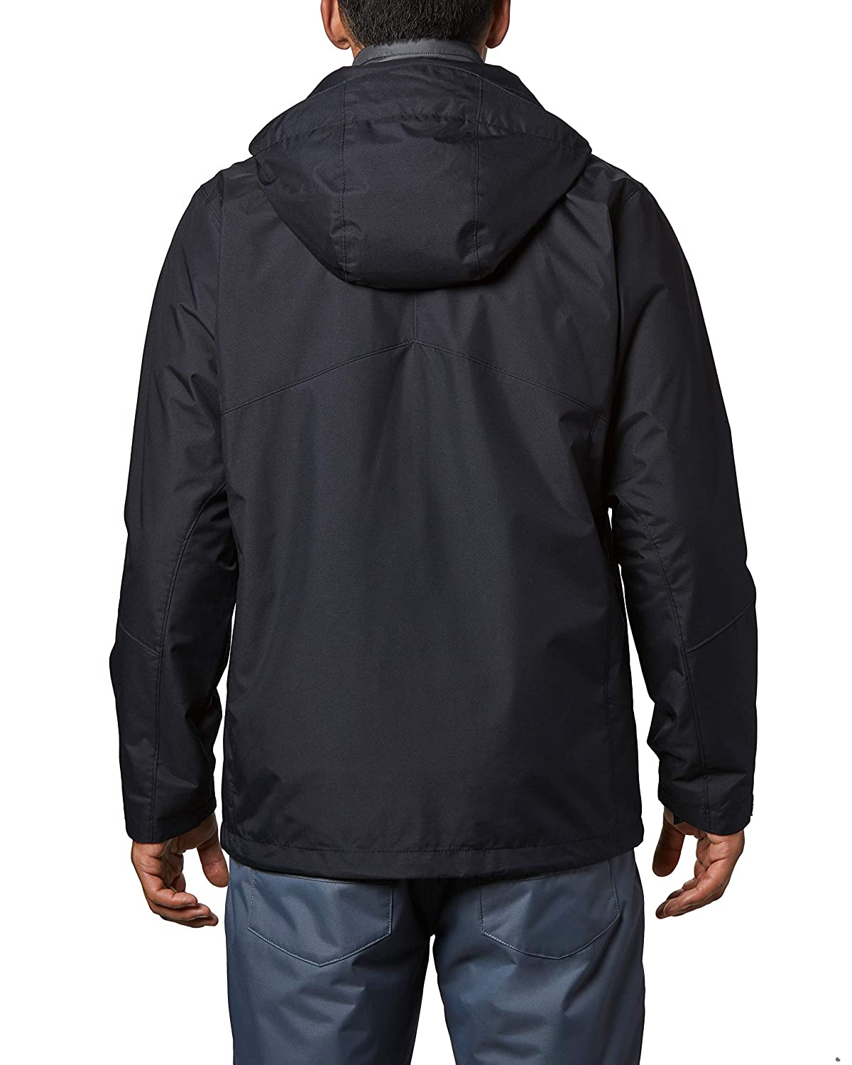 6bae810f250 Amazon.com: Columbia Bugaboo Ii Fleece Interchange Jacket: Clothing