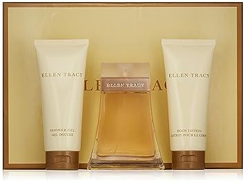 Amazon.com : Ellen Tracy Gift Set Perfume for Women, 3 Count ...