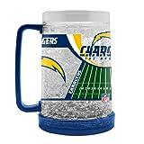 NFL Los Angeles Chargers 16oz Crystal Freezer Mug
