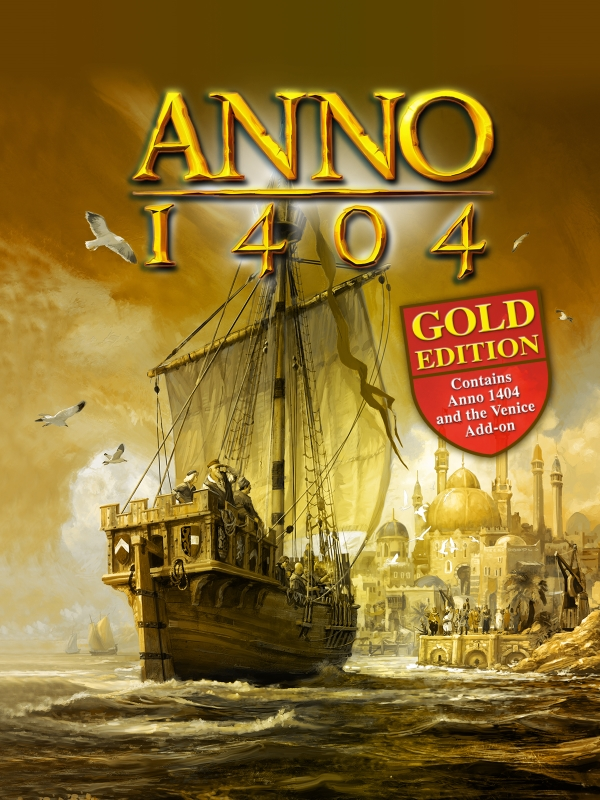 Anno 1404TM - Gold Edition