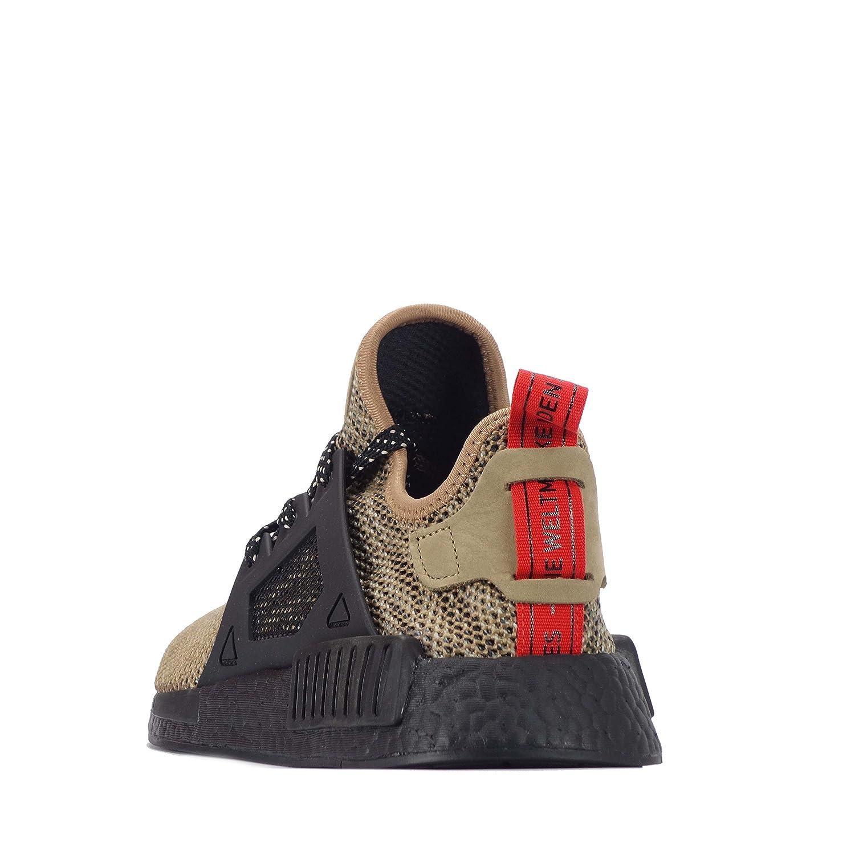 adidas nmd xr1 herrencardboard-black-red