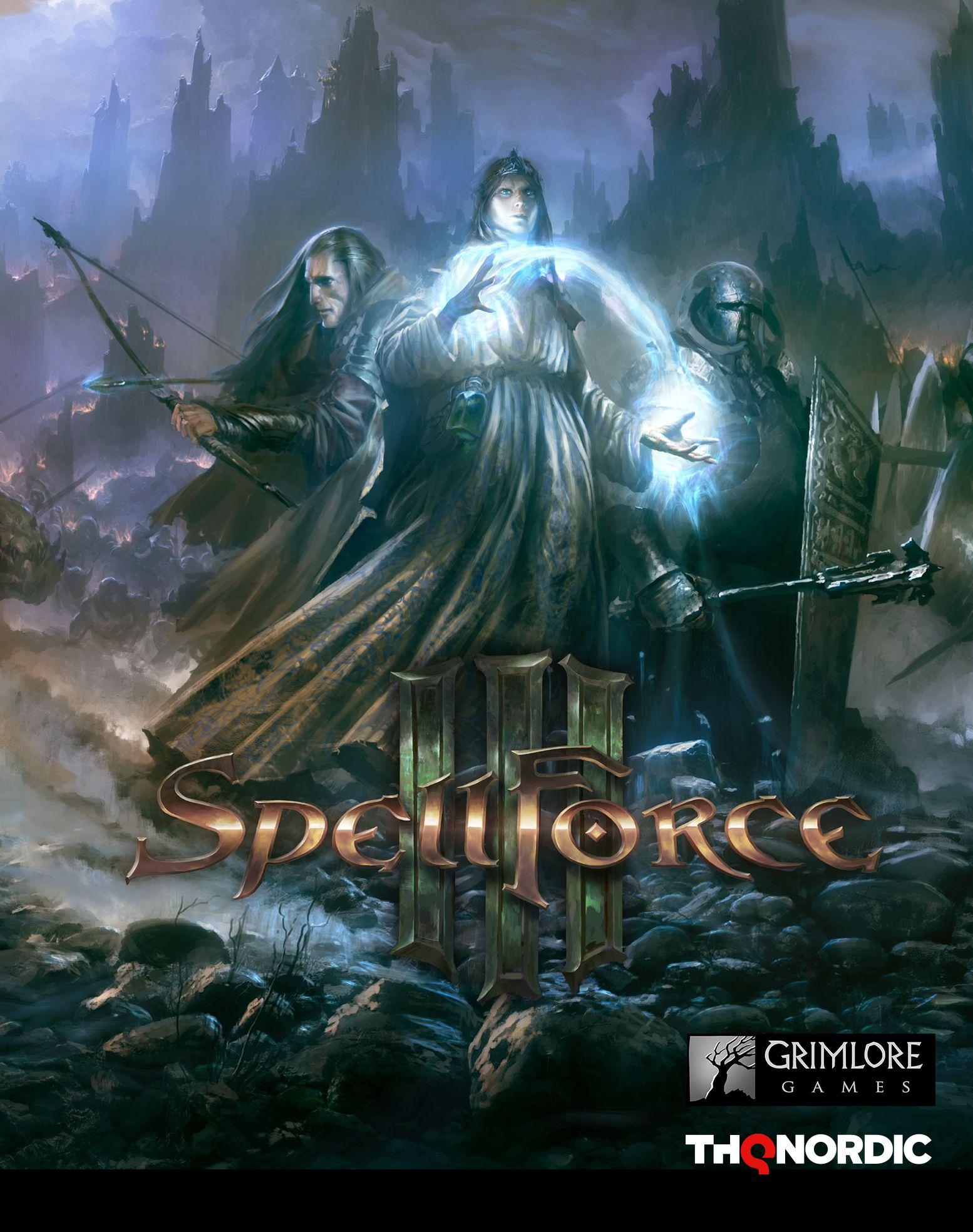 SpellForce 3 [Online Game Code] ()