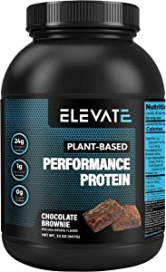 Elevate Plant-Based Performance Protein