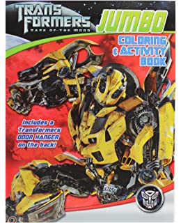 transformers coloring and activity book assorted assorted transformers activity book - Transformers Coloring Book