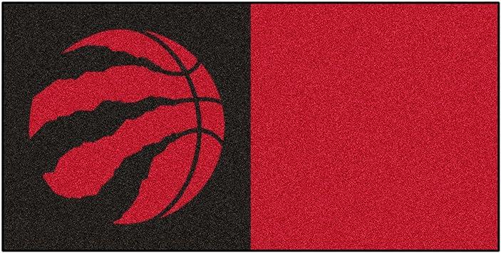 FANMATS NBA Toronto Raptors Nylon Face Ultimat Rug