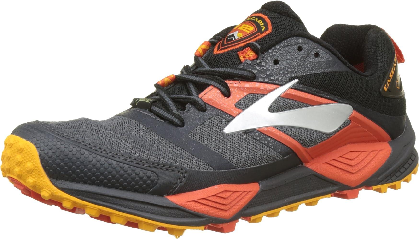 Brooks Cascadia 12 GTX, Zapatillas de Running para Asfalto para ...