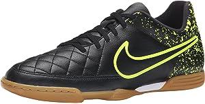 5fbbaabd7 Nike Men s Tiempo Rio II IC Indoor-Competition Soccer Shoe