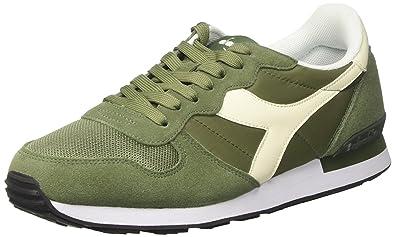 0269f67017 Amazon.com | Diadora 159886-C6307: Camaro Olive Green/White Mens ...