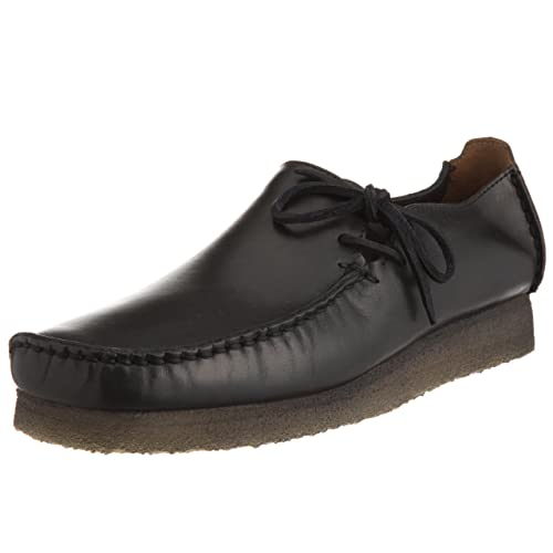 Clarks Men's Lugger Leather Sneakers