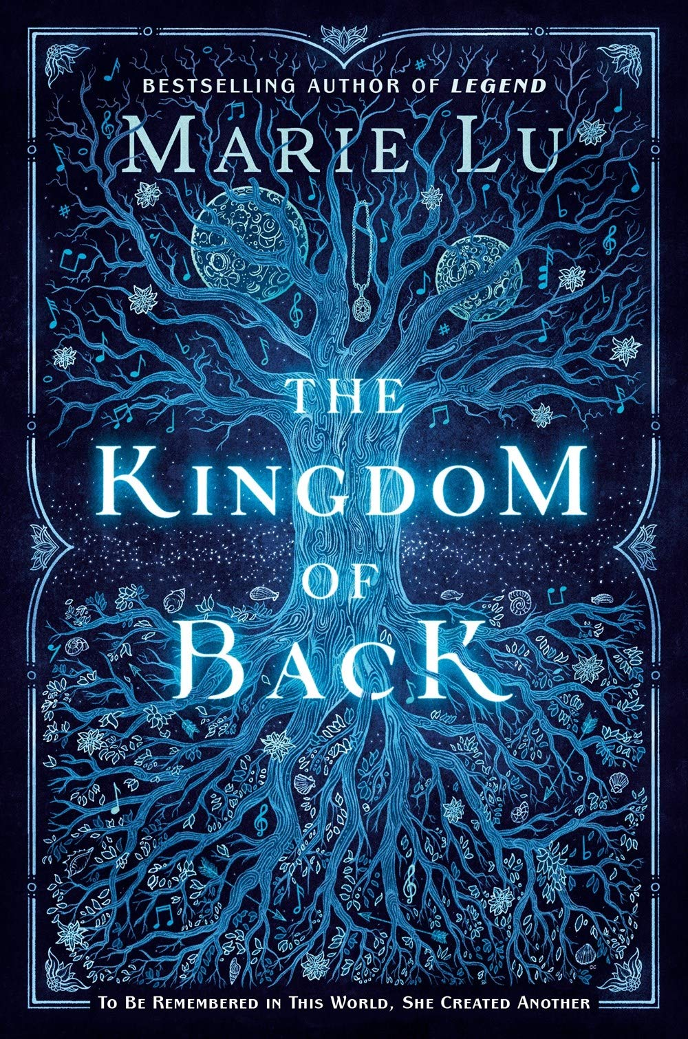 Amazon.com: The Kingdom of Back (9781524739010): Lu, Marie: Books