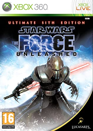 Star Wars The Force Unleashed The Ultimate Sith Edition Xbox 360 Amazon Co Uk Pc Video Games