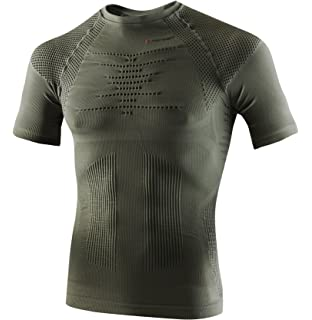 dee0c2725a21a X-Bionic Men Trekking Summerlight Shirt Short Sleeve Base Layer ...