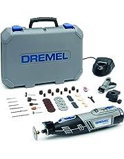Dremel 8220-2/45 Cordless Multi-Tool, Grey