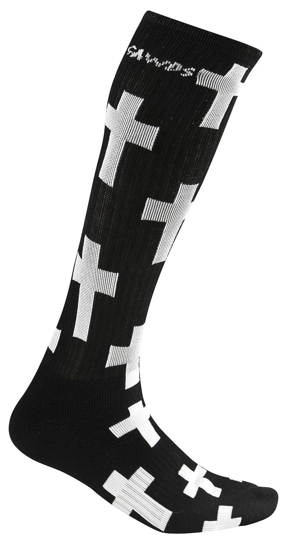 Powerslide calze, Unisex, Socken, nero, L/XL 430011/5