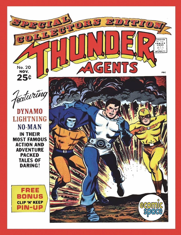 Download T.H.U.N.D.E.R. Agents #20 PDF