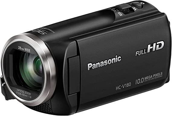 Panasonic Full HD Video Camera Camcorder HC-V180K