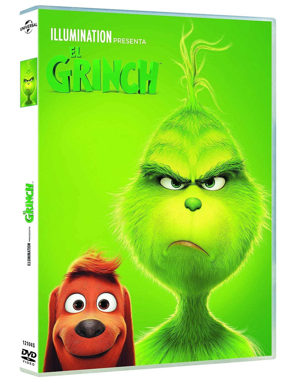 Imagenes De Grinch De Buenos Dias.El Grinch Dvd Amazon Es Benedict Cumberbatch Cameron
