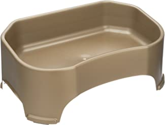 NEATER PET BRANDS Big Bowl and Giant Bowl - Extra High Capacity Dog/Cat Water Bowls
