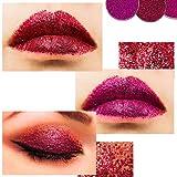 DE'LANCI Pressed Glitter Eyeshadow Palette
