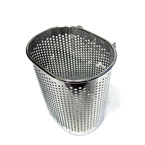 Amazon.com: Fregadero de Cocina de acero inoxidable cesta ...
